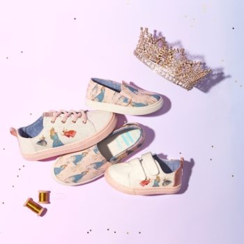 Disney teamed up with Toms on a magical <em>Sleeping Beauty</em> collection