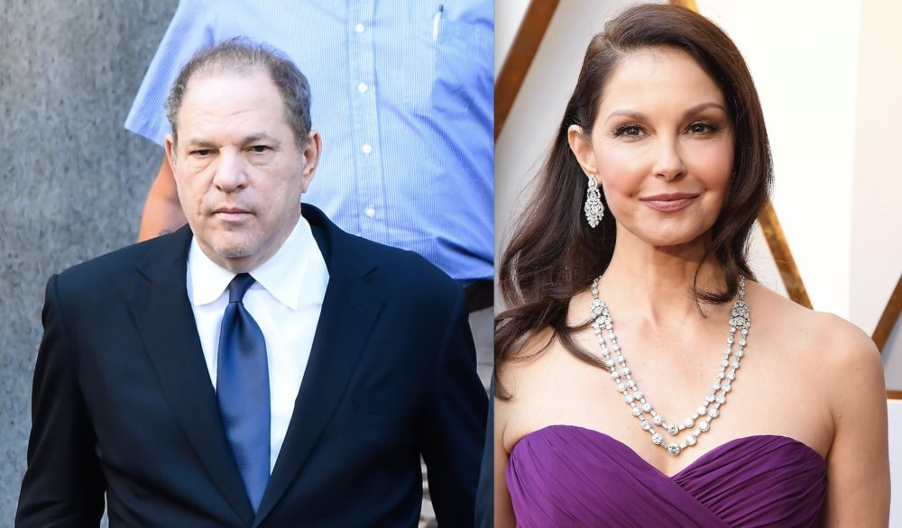 Harvey Weinstein is petitioning to get Ashley Judd's lawsuit thrown out for the most disturbing reason