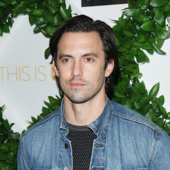 Milo Ventimiglia posted a photo from the <em>This Is Us </em>set, and could this be Jack and Rebecca's first date?