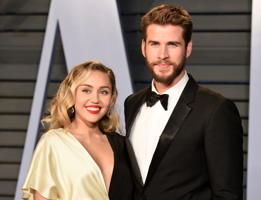 Fans are losing it over rumors that Miley Cyrus and Liam Hemsworth have split
