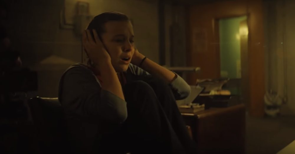 The first Millie Bobby Brown <em>Godzilla</em> teaser is here, and we're not in Hawkins any more