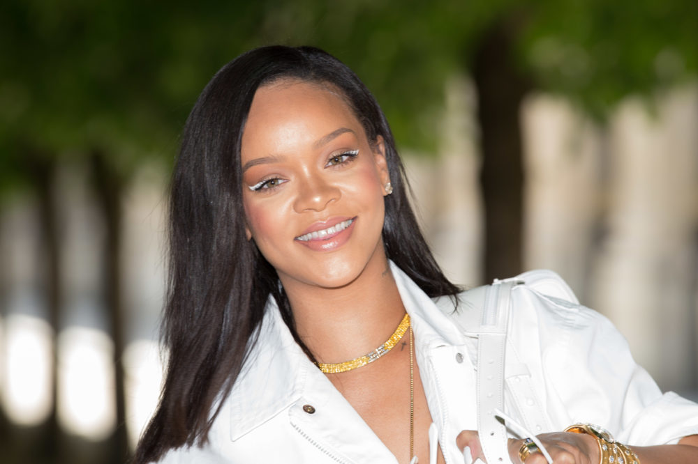 Rejoice! Rihanna reportedly has two new albums in the works
