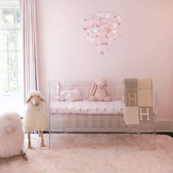 The most epic celebrity baby nurseries for your viewing pleasure