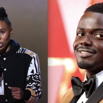 Lena Waithe and Daniel Kaluuya are working on a new movie together, because sometimes the world is just