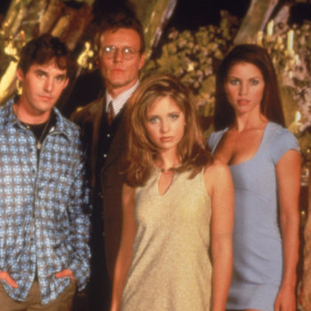 """A <em>Buffy the Vampire Slayer</em> reboot is apparently more of a """"sequel"""" than a reboot"""