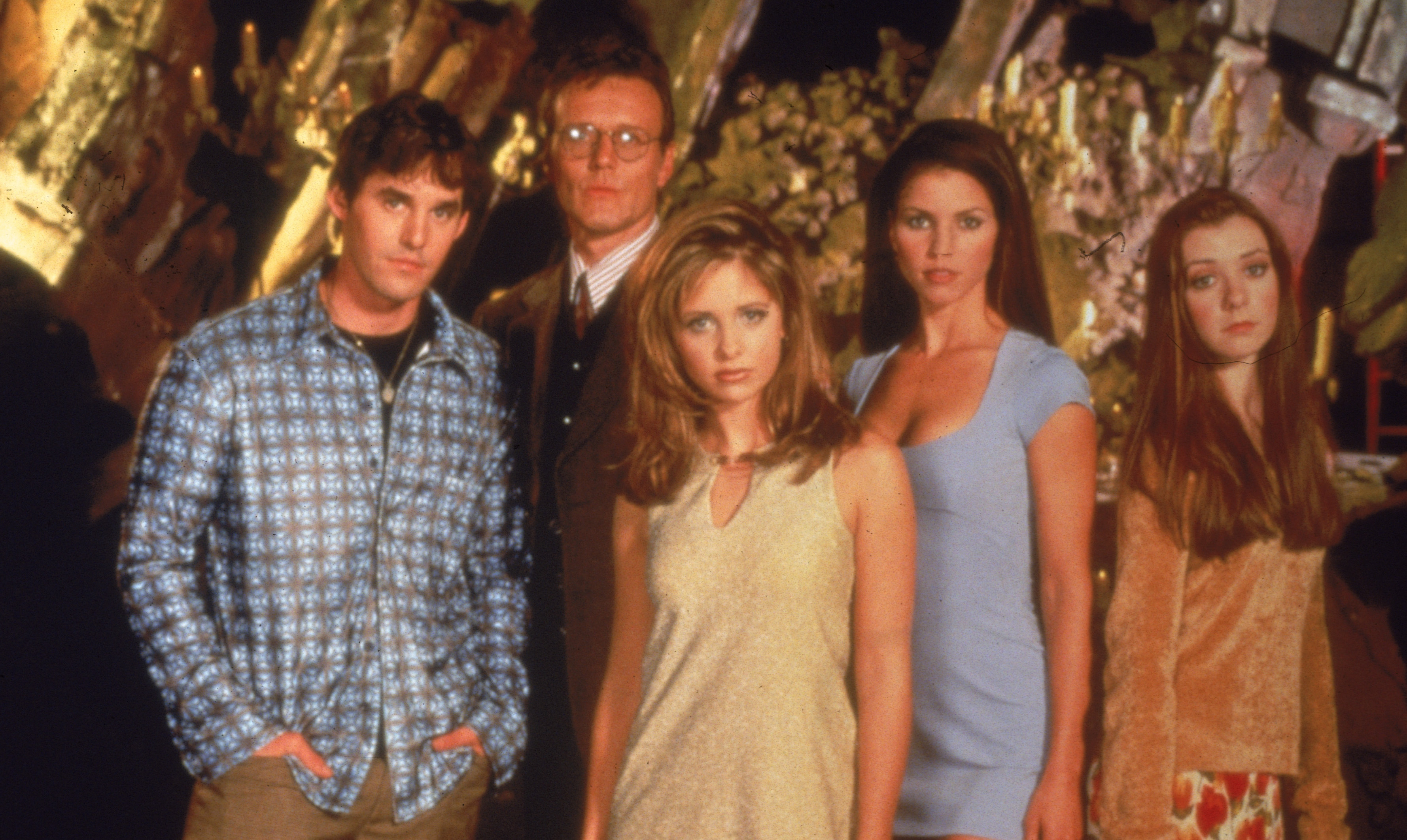 A <em>Buffy the Vampire Slayer</em> reboot is happening, and it will cast a black lead