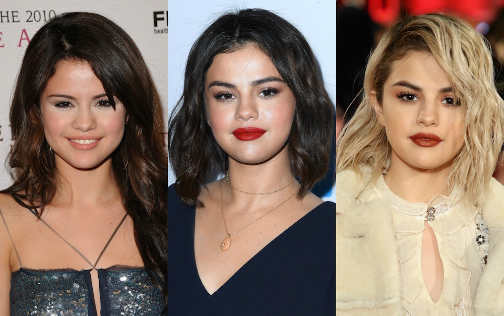 Selena Gomez's red carpet beauty evolution, from her Disney days to now