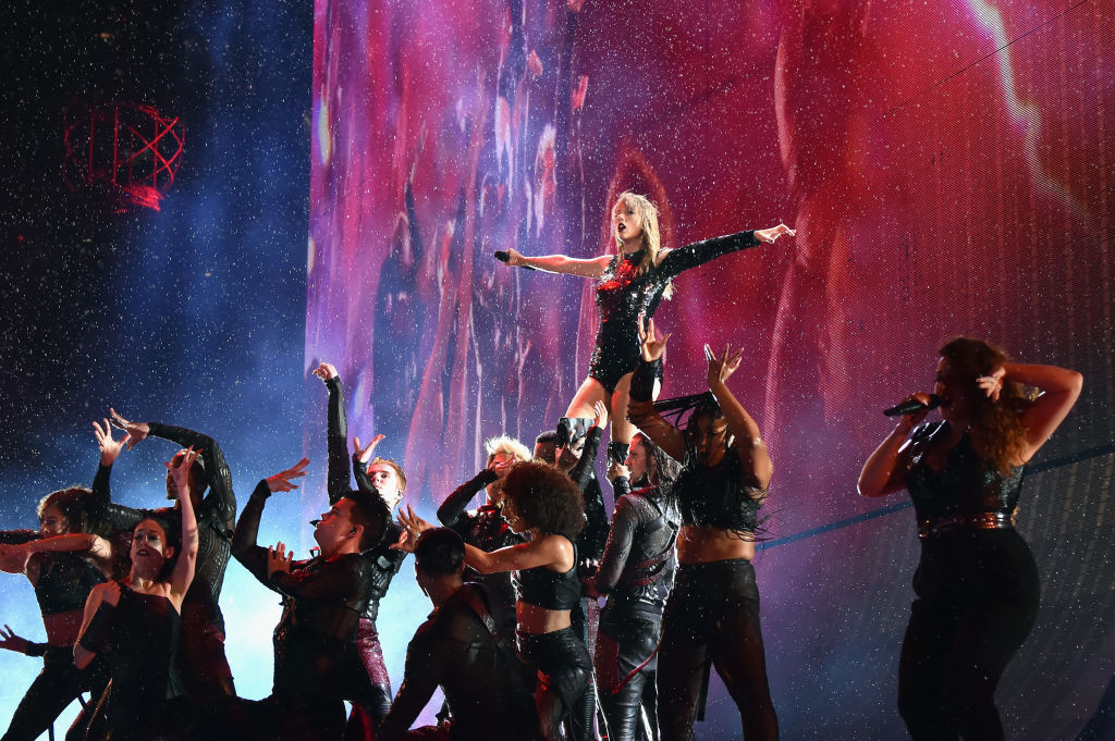 Taylor Swift Reputation Tour Review: The Most Fun I Ever Had