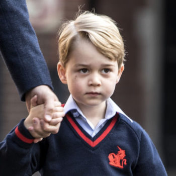 Prince George is the spitting image of Prince William in his adorable 5th birthday portrait