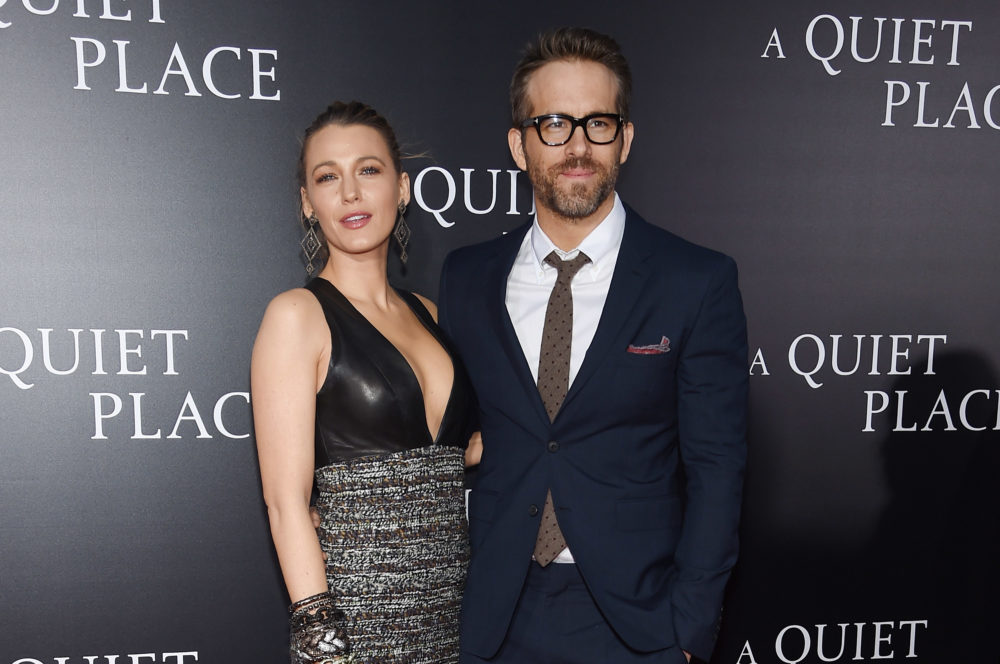 Ryan Reynolds revealed his and Blake Lively's current favorite show, and same