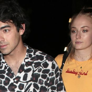 Sophie Turner and Joe Jonas debuted new coordinating tattoos