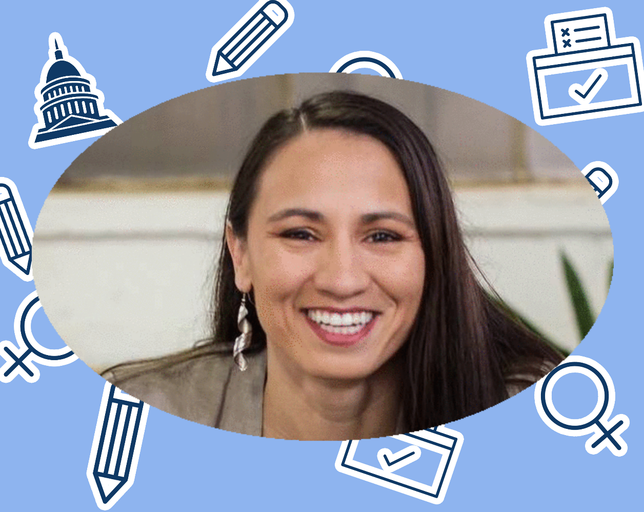 Sharice Davids could be the first Indigenous woman ever elected to Congress, and she's just the fighter we need in our corner