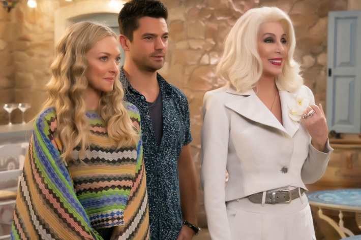12 of the most beautiful and bonkers things about <em>Mamma Mia! Here We Go Again</em>