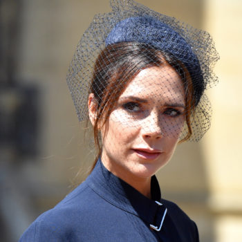 The dress Victoria Beckham wore to Prince Harry and Meghan Markle's wedding can now be yours