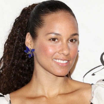 Alicia Keys wins best summer haircut with her short, red bob