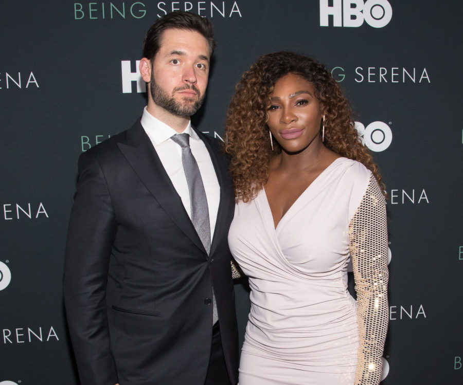 Serena Williams' husband flew her to Venice because she wanted Italian food for dinner, and get you a man like this