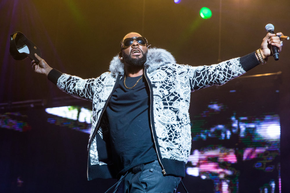 "R. Kelly takes zero responsibility for mistreating women in his new 19-minute song ""I Admit"""