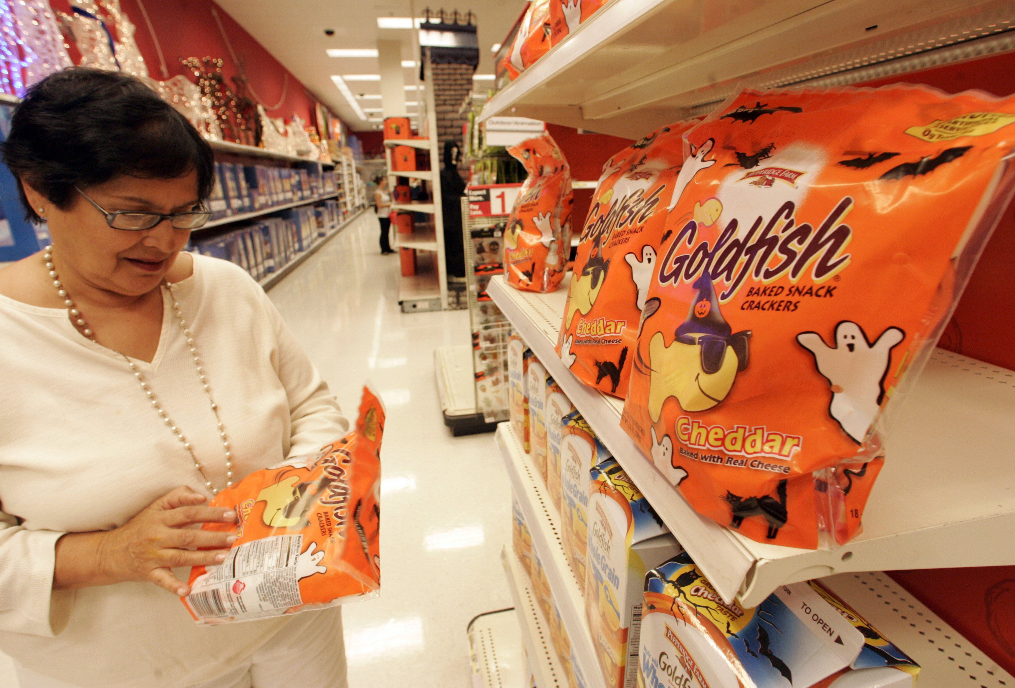 Bad news: Goldfish crackers are being recalled for a scary reason