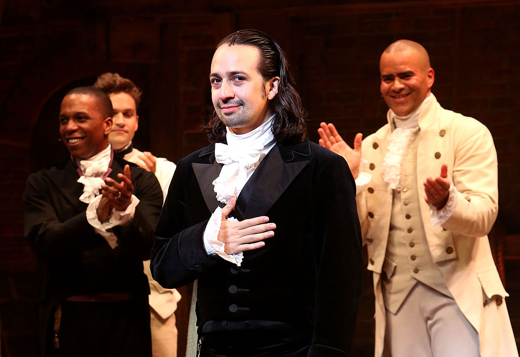 <em>Hamilton</em> may be coming to movie theaters soon, so you won't need $400 to see it