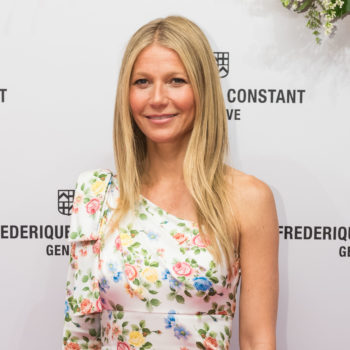 """Gwyneth Paltrow reflected on once being labeled the most hated celebrity: """"Really? More than Chris Brown?"""""""