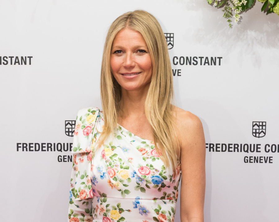"Gwyneth Paltrow reflected on once being labeled the most hated celebrity: ""Really? More than Chris Brown?"""