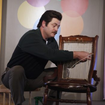 7 of the best things Ron Swanson actually made on <em>Parks and Recreation</em>