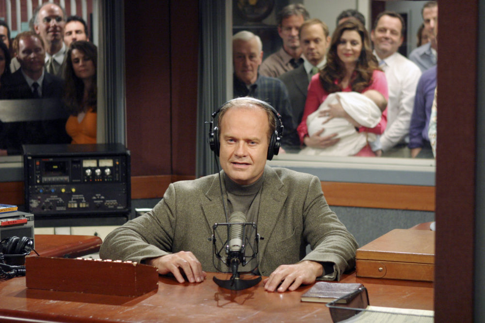 "A <em>Frasier</em> reboot is being ""explored"" and you know what that means — tossed salads and scrambled eggs for everyone"