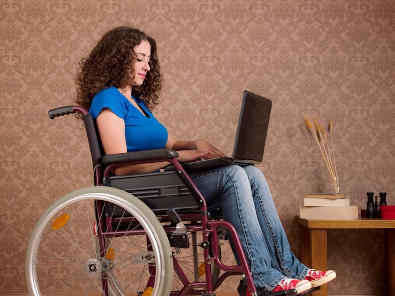 For people with disabilities, the internet makes protest accessible