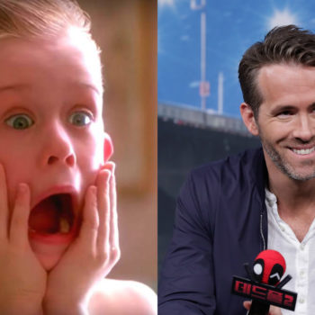 Ryan Reynolds is remaking <em>Home Alone</em> — but this time it's going to be about a stoner