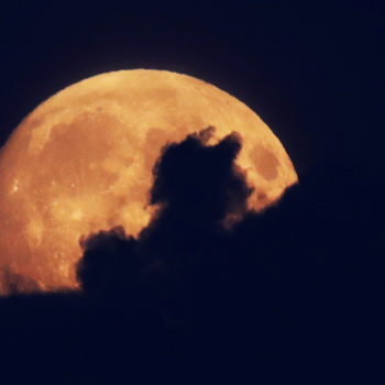 The century's longest lunar eclipse is taking place tonight