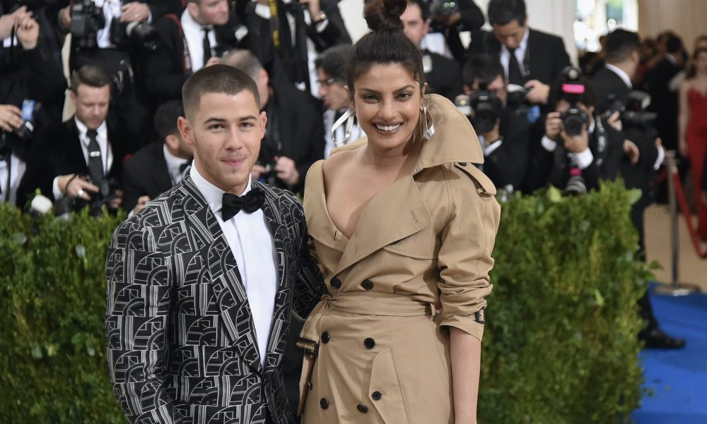 A brief history of Nick Jonas and Priyanka Chopra's relationship