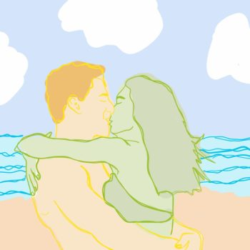 These are the best positions for sex on the beach, because it's way harder than it looks