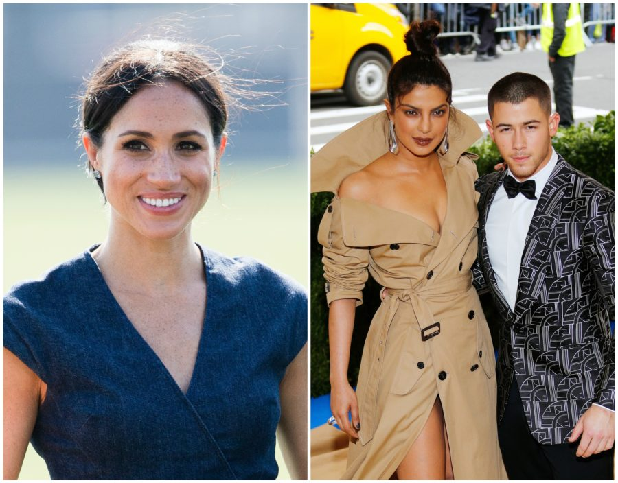 Will Meghan Markle attend Priyanka Chopra and Nick Jonas's wedding?