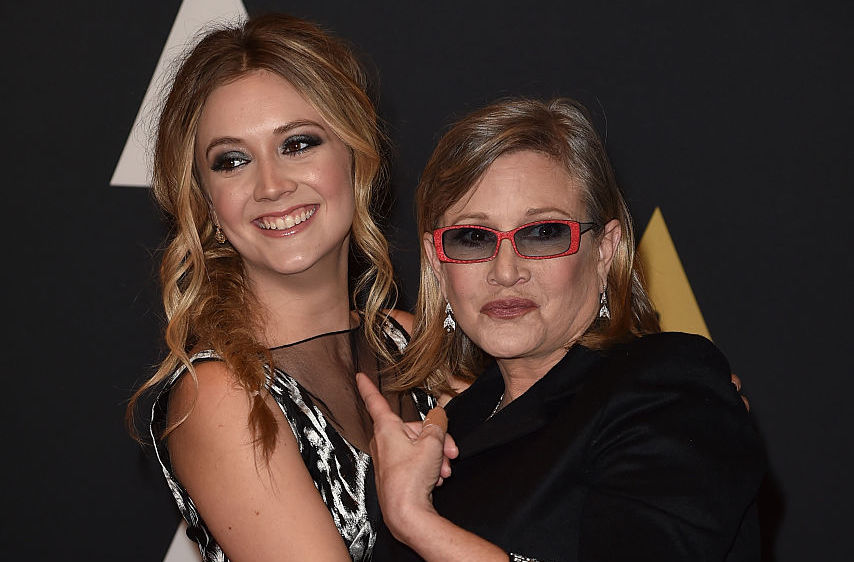 Billie Lourd gave her blessing for Carrie Fisher to appear in <em>Star Wars: Episode IX</em>