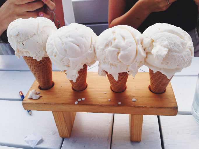 Mayonnaise ice cream exists, and we don't know what to think about it