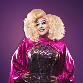 Legendary drag queen Peaches Christ wants you to resist hate, make art, and be weird