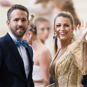 Blake Lively and Ryan Reynolds had zero chill at the Taylor Swift concert, and we relate so hard