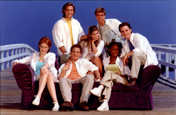 This <em>Boy Meets World</em> reunion will make your '90s-loving heart skip a beat