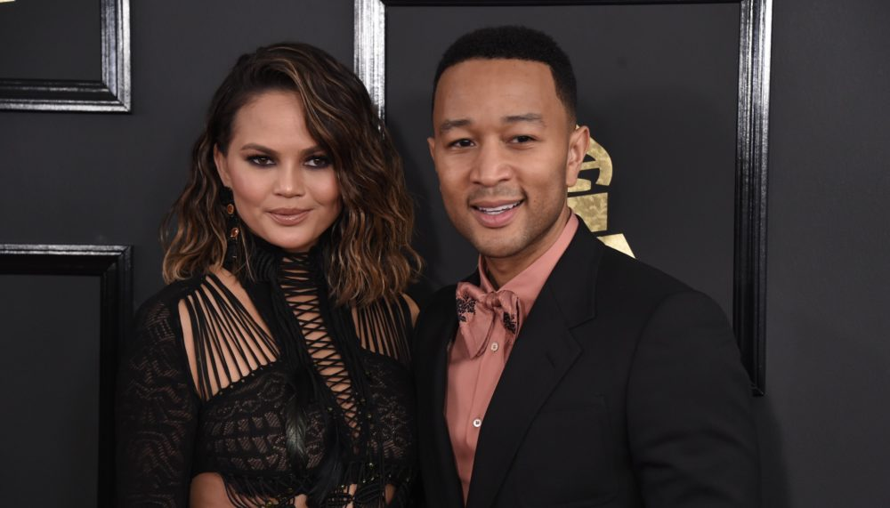 "Chrissy Teigen recounted a ""jealous meltdown"" she once had over John Legend"