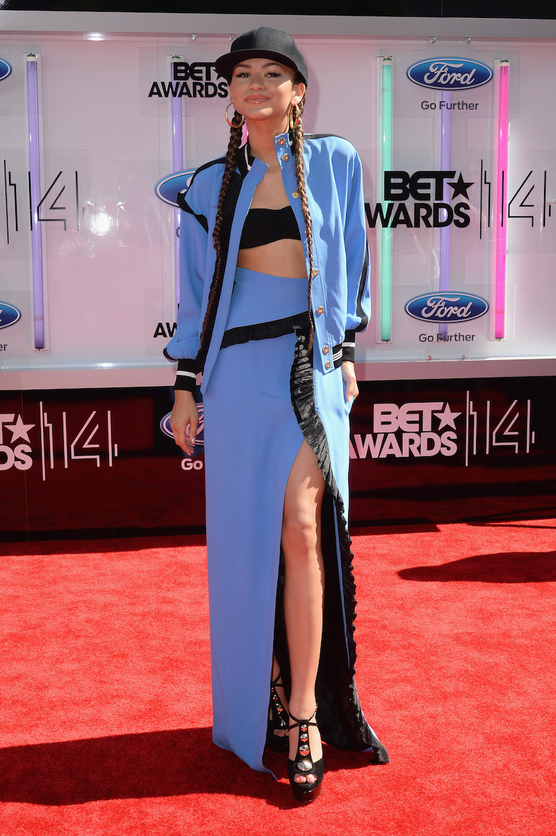 28 Of Zendaya Best Fashion Moments On The Red Carpet