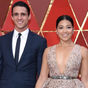People think Gina Rodriguez may be engaged thanks to a prominent new ring