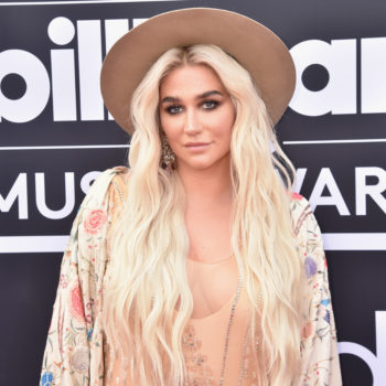 Kesha is releasing a documentary about making her album <em>Rainbow</em>, and it's the most powerful thing you'll see today