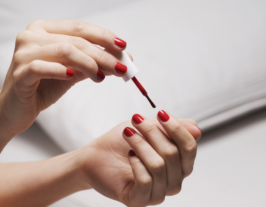 How to keep your nails strong and stop them from breaking