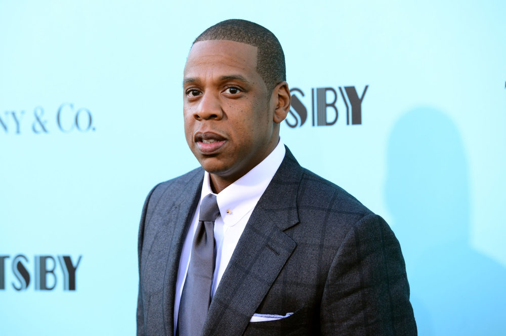 """Jay-Z wanted to help make the Trayvon Martin documentary to """"check our compassion and our empathy"""""""