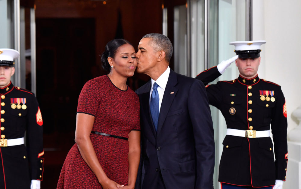 17 times Barack and Michelle Obama made us believe in true love