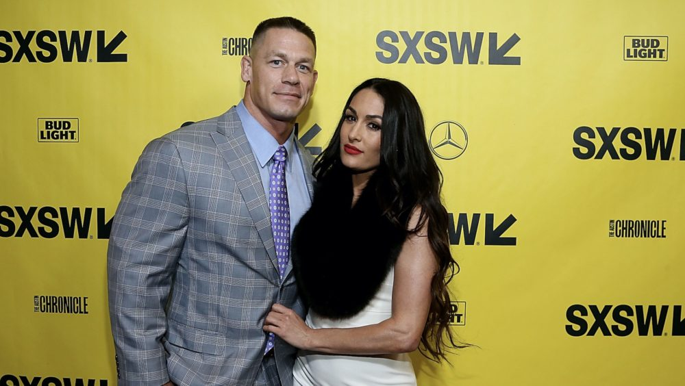 Nikki Bella says she and John Cena are officially done