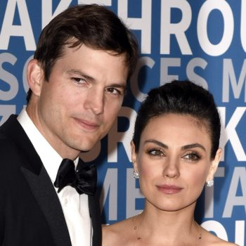Mila Kunis opened up about the day Ashton Kutcher declared his love for her
