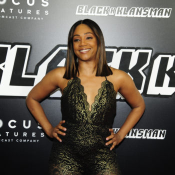 """Tiffany Haddish got real about why she's considered """"aggressive"""" with men, and this is heartbreaking"""