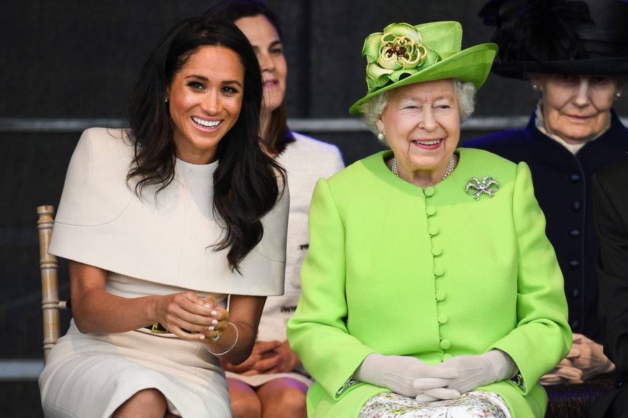Why Meghan Markle's birthday has extra special meaning for Queen Elizabeth