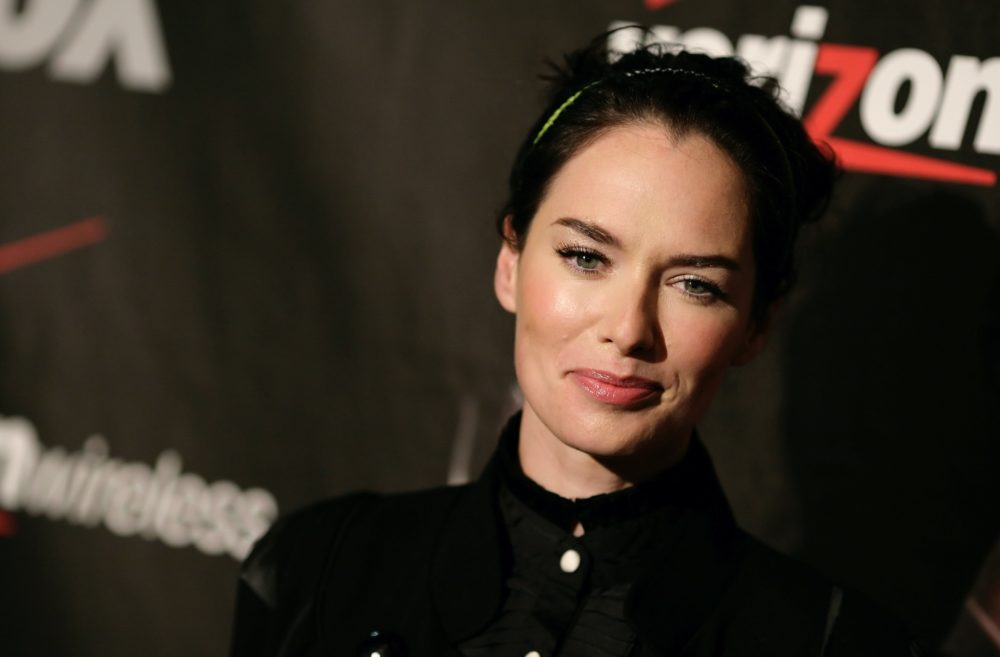 "A sexist reporter once said Lena Headey looked ""disappointing"" in real life"
